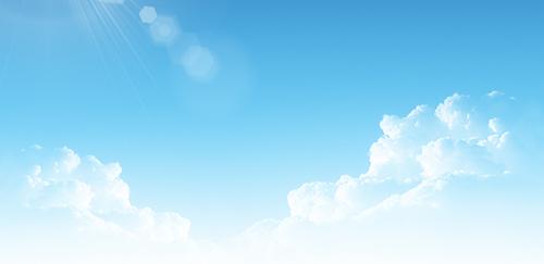 空と雲-小