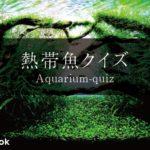 熱帯魚クイズ/熱帯魚、金魚、メダカ、アクアリウムに関するクイズ